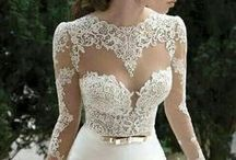 Wedding Dresses and Misc. / by Yvonne Morris