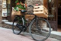 TAKE A BIKE / …the best way to travel...