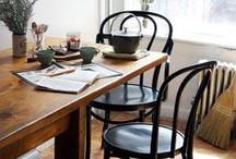 LET'S EAT IN / …dining room...
