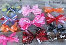 •hairbows & ribbons•for the girls• / by {shanda}