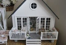 Dolls house and miniatures / by Gillian Golding