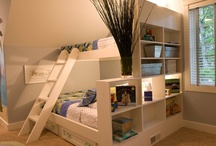 Kids bedroom ideas / by Connie McLaughlin