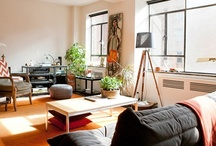#ApartmentGoals / Photos from our own Apartment Tours and other beautiful spaces that inspire us