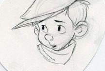 ART:  Sketch & Draw