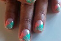 Polished / nail art