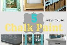 •chalk•paint•everything• / by {shanda}