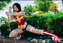 Wonder Woman / All things Wonder Family collected in the one place. Artwork, cosplay, clothing, accessories.