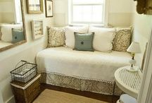 Home Cozy Reading Spots / by Dudley Faison