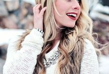 Winter Style / by Crystal Carroll