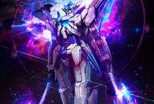 Mechs/Gundam