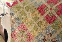 Quilting Ideas / by Emily Krienke