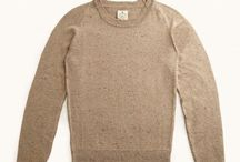 Men's jumpers and sweaters / My favourite jumpers and sweaters.