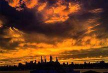 City Sunrises & Sunsets