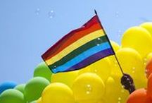 LGBTQ / Love is love.