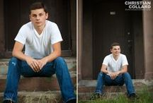 Senior Boys! / Senior Photography (boys). Some of my own photography and inspiration from other great photographers.  You can find my work at http://christiancollard.com