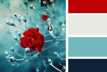 Color Inspo / Obsessed with color? I am! Get inspired with beautiful color palettes I've curated.