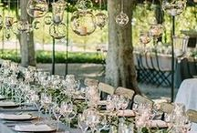 Reception / Wedding reception inspiration.