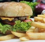 Burgers & sandwichs