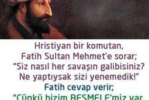 Osmanlı'm