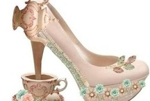 These Shoes Are NOT Made for Walking!!! / by Marcy LaSalle