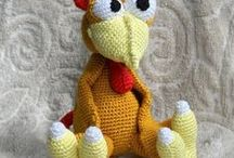 Crochet and Sewing / by Cheree Caron