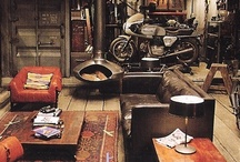 Man Cave / by Michael Cook
