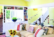 Interior Spaces / Interior spaces I love!
