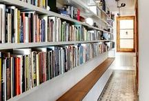 Shelves & Bookcases / by Megan Berghuis