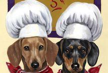 Hot Doggies / by Tonia Walker