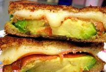 sandwiches / by Tonia Walker
