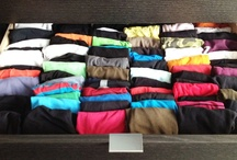 Your Underwear Drawers / Submit a photo of your underwear drawer to models@underwearexpert.com with your name, city, favorite pair of underwear, and the number of pairs you own! / by The Underwear Expert