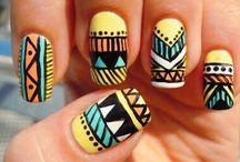 nails / by Tonia Walker