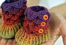 Crochet Goodies / by Tonia Walker