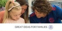 Great Ideas for Families / Fun, creative and educational ideas for parents and families of all kinds