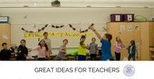 Great Ideas for Teachers / Looking for some great teaching ideas? Look no further!