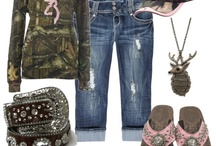 Country Outfits / by Christina Warren