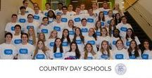 Country Day Schools / The Country Day School progressive education movement originated in the United States in the late 19th century. Country Day Schools are private institutions that seek to foster the educational rigor, atmosphere, camaraderie and character-building aspects of the best college prep boarding schools while allowing students to return to their families at the end of the day. Many Country Day Schools are known for their commitment to service, equality and the arts.