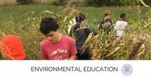 Environmental Education / Sustainable and environmental ideas for teachers and educators