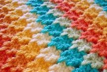 Crochet & Knitting.