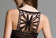 Crochet: Fashion / Patterns and inspiration for wearable crochet. / by Christine Gervais