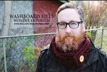 *Washboard Bill's Wonder Emporium / Washboard Bills Wonder Emporium. https://www.facebook.com/washboardbillswonderemporium