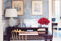 Chinoiserie Obsession / Inspiration and Do-able diy / by Jasmine