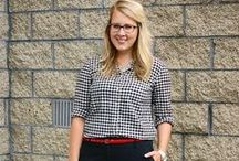 "Professional Dress / In the workplace, you'll often hear this advice: ""dress for the job you want."" The same holds true during interviews, Meetups and career fairs, where your number-one goal should be to present yourself professionally, from the clothes you wear to how you prep for an interviewer's questions. Here is some inspiration!  / by Princeton University Career Services"
