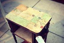 crafty: furniture / by Tina Klingler