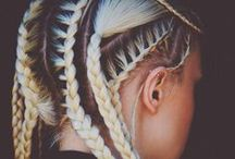 Hair / Braids and up dos