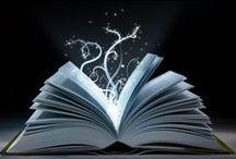 Books / Books, books, books and more books.