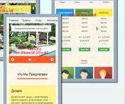 Landing Page шаблон, HTML5 страница / Лендинг пейдж визитка, адаптивный шаблон html5, landing page шаблон html5 с элементами галереи, прайсами, картой, формой обратной связи, кнопки соцсетей на главной.