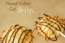 Recipes: Treats on a Stick / cake pops, cookie pops, frozen treats & more