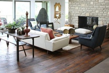 Lucious Living Room / by Jen Quinlan