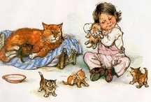 Crazy Cat Lady Stuff / by Sandra Honeycutt Clapp